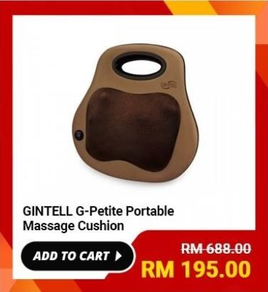 Gintell-G-Petite-Portable-Massage-Cushion
